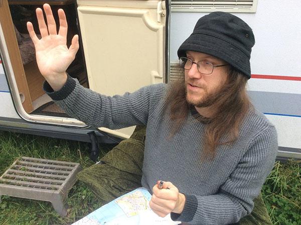 A picture of David Alderslade