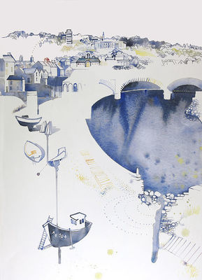 A picture of 'Waters of the Town'