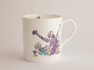 A picture of 'Roald Dahl Mug - Y Gwrachod'