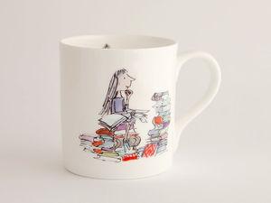 A picture of 'Roald Dahl Mug - Matilda'