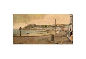 Llun o 'Promenad Aberystwyth'