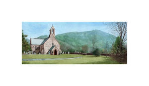 A picture of 'St. Mary's Church, Beddgelert'