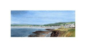 A picture of 'Borth Panorama'
