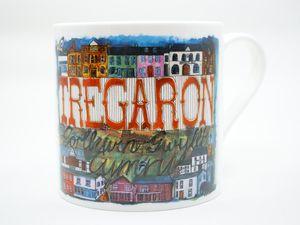 A picture of 'Mug - Tregaron'
