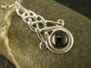 A picture of 'Silver Fountain Pendant'