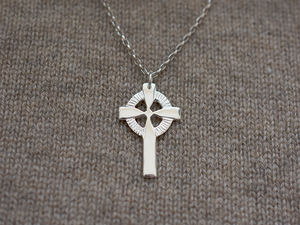 A picture of 'Silver Welsh Cross Pendant'