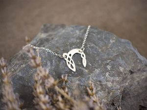 A picture of 'Silver Pendant - Initial N'