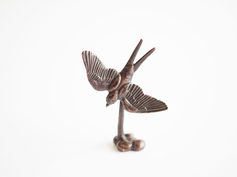 A picture of 'Miniature Bronze Swallow''