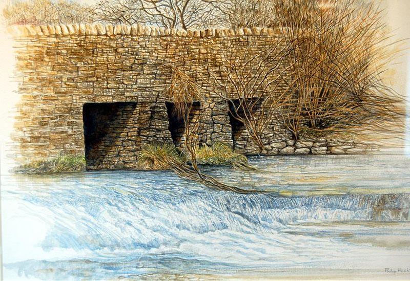 A picture of 'Swyddffynnon Bridge''