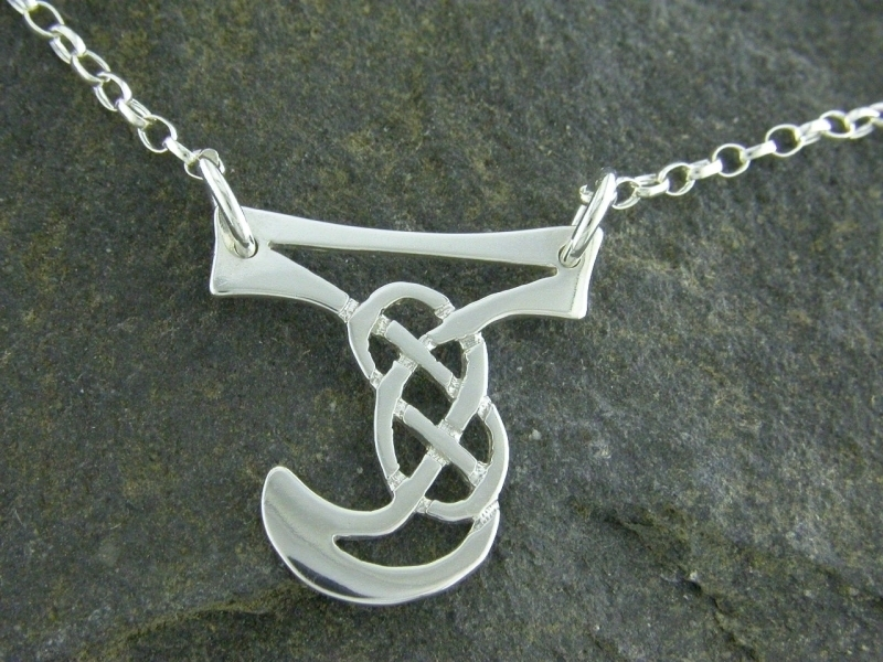 A picture of 'Silver Pendant - Initial J''